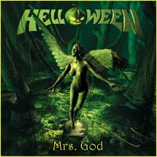 HELLOWEEN - Mrs God - Single