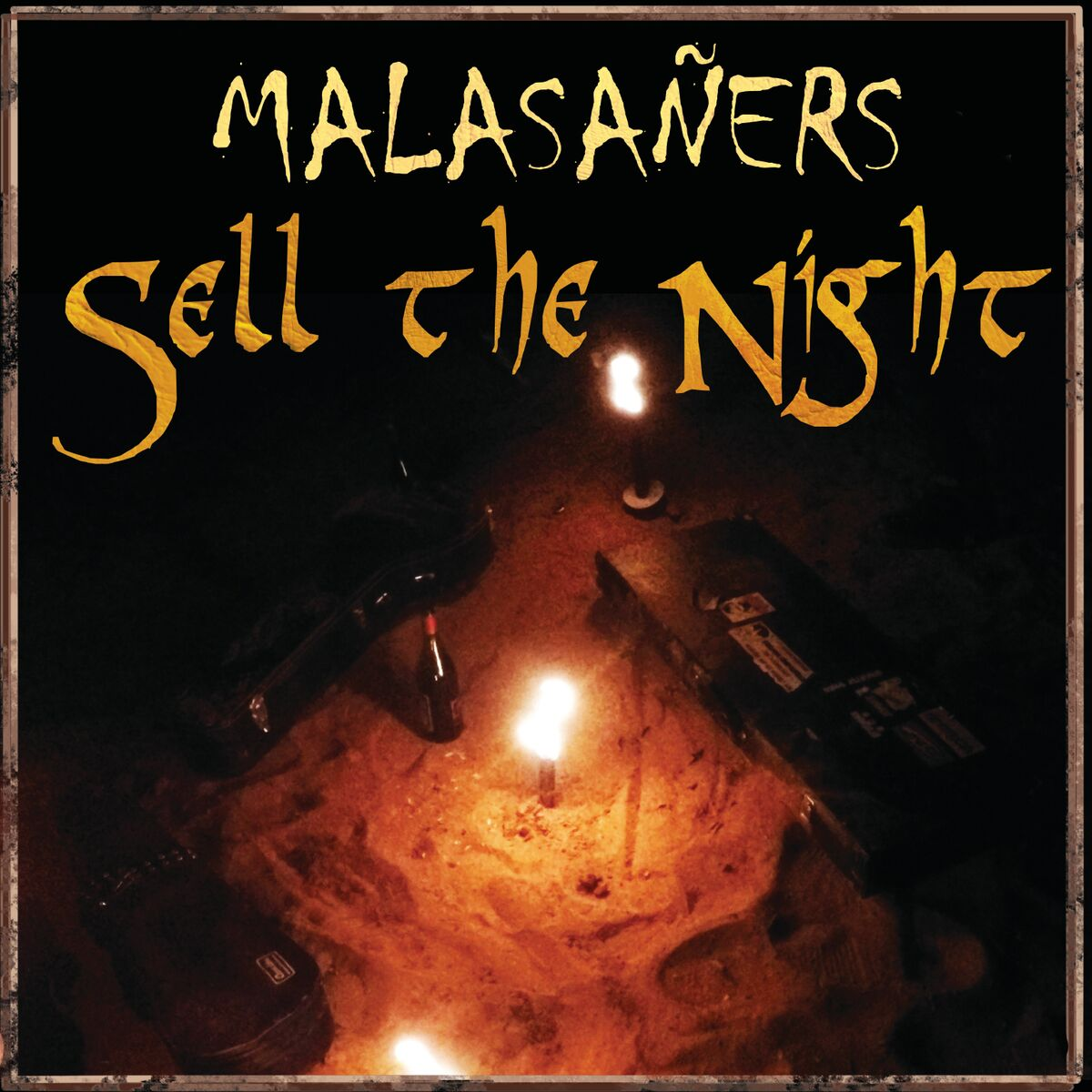 sell the night cover preview